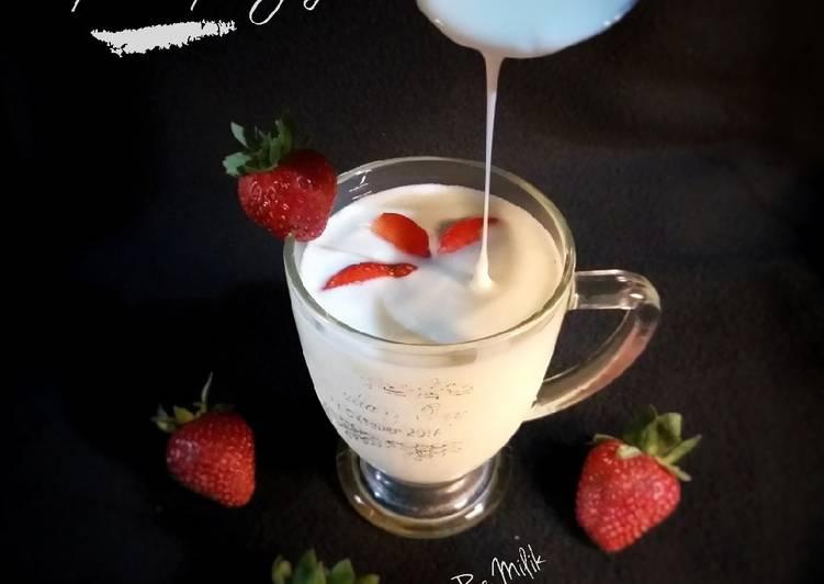 111. Plain Homemade Yogurt