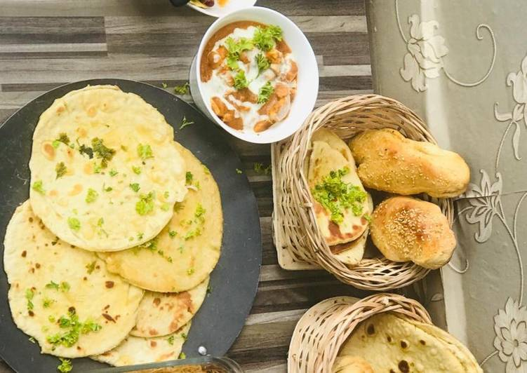 Recipe of Ultimate Naan bread