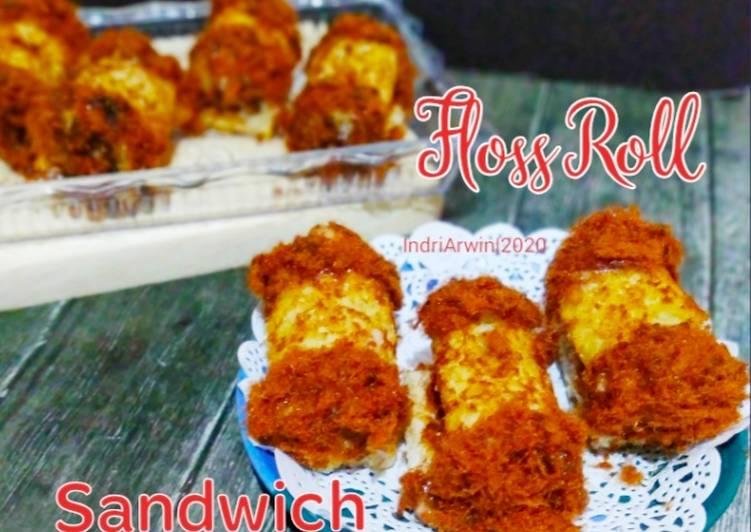 Floss Roll Sandwich