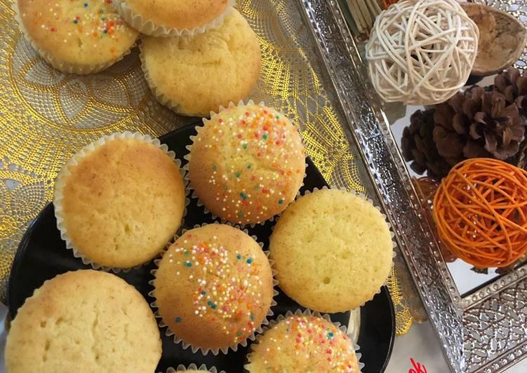 Simple Way to Prepare Speedy Cup Cakes