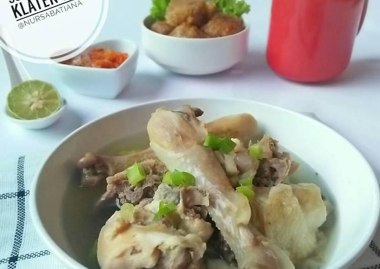 Sop Ayam a la Klaten