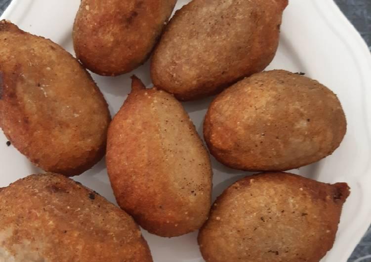 Easiest Way to Make Perfect Gefüllte Bällchen mit Kartoffeln