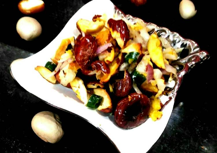 Jackfruits seeds chutney