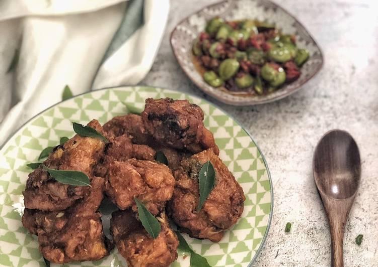 Ayam Goreng Kunyit Rangup - velavinkabakery.com
