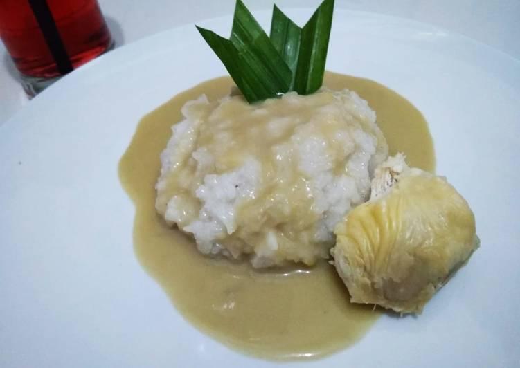 Ketan durian #kamismanis