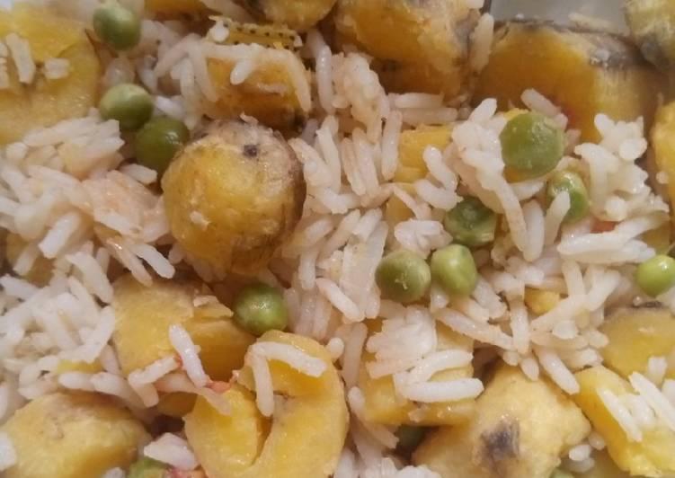 Recipe of Favorite Rice matoke