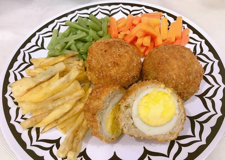 Resep Galantine Sapi isi telur yang Enak