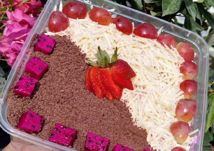 13 Resep: Salad buah segar yang Bisa Manjain Lidah