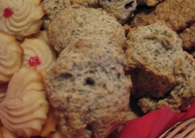 Black Tea Hot Biscuit (Scone)