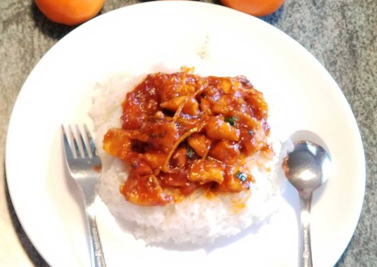 P F Chang S Orange Peel Chicken Copycat Recipe By Fisiana Cahyadi Xian Cookingdiary Cookpad