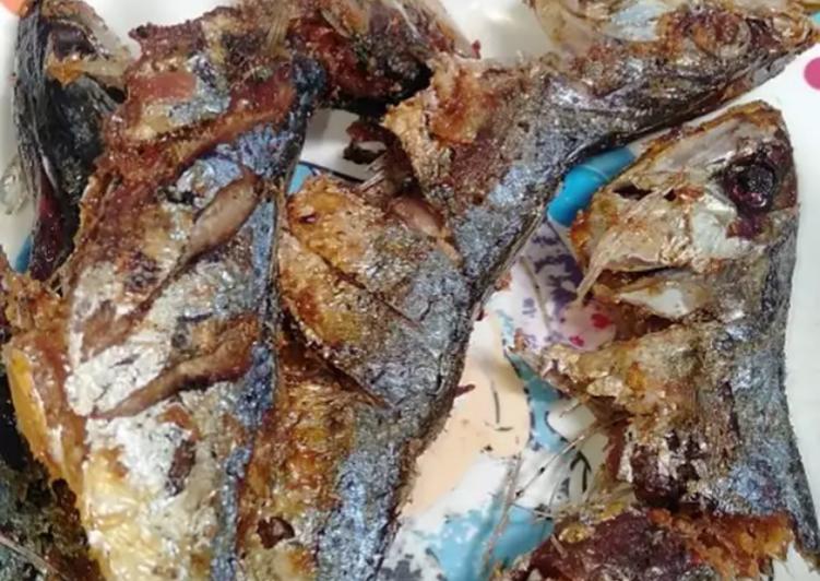 Tips dan trik supaya ikan tidak lengket di penggorengan
