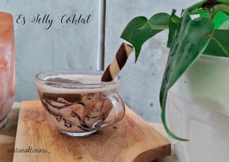 Es Jelly Coklat