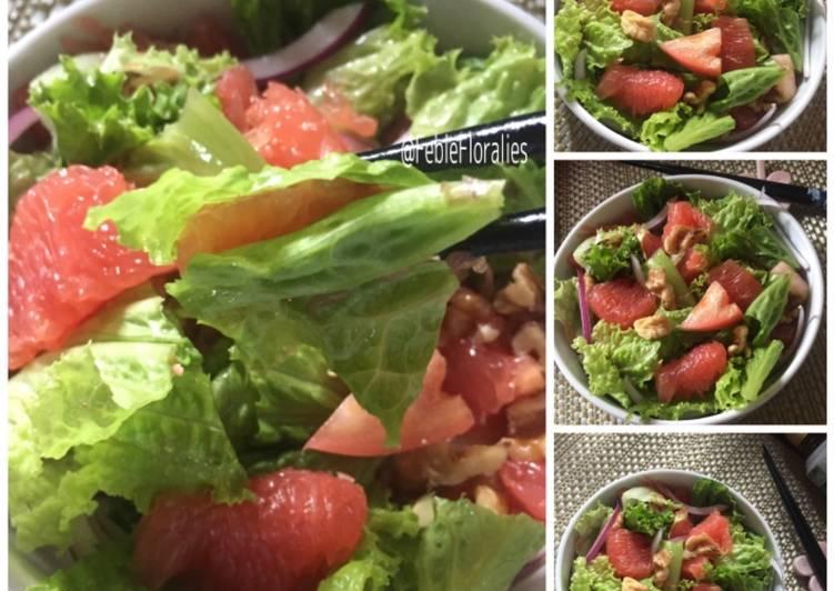 Salad Sayur Yummy🤩🤩