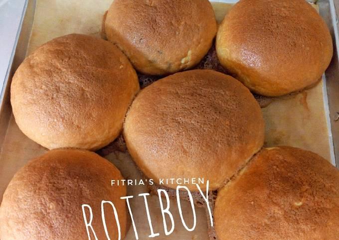 Bagaimana Menyiapkan Roti Boy/ Mexican Bun Ala Lucky Andreono MasterChef Indonesia