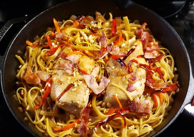 Recipe: Tasty Chicken Riesling