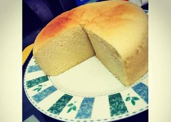 Easiest Way to Prepare Perfect Cream Cheese Ogura Cake