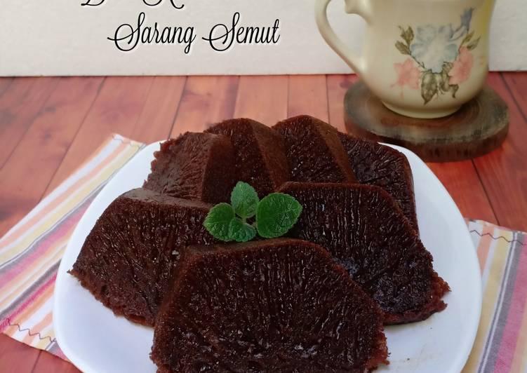 resep memasak Bolu karamel/sarang semut - Sajian Dapur Bunda