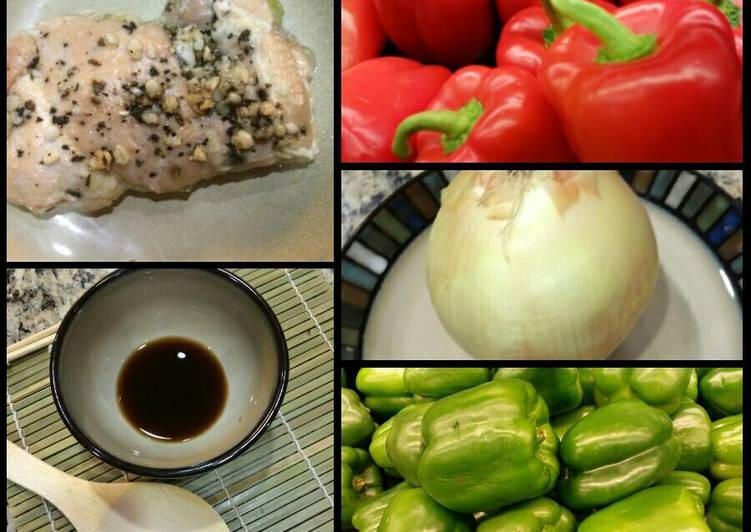 Recipe of Ultimate Szechuan Chicken and Vegetables Over Rice