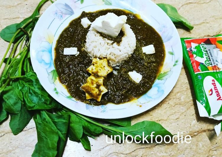 Top 10 Dinner Ideas Super Quick Homemade Palak paneer