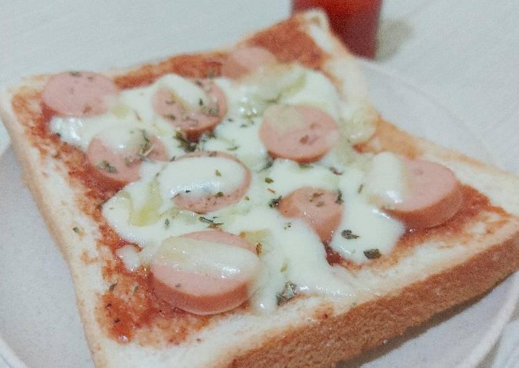 Pizza Roti Tawar #24