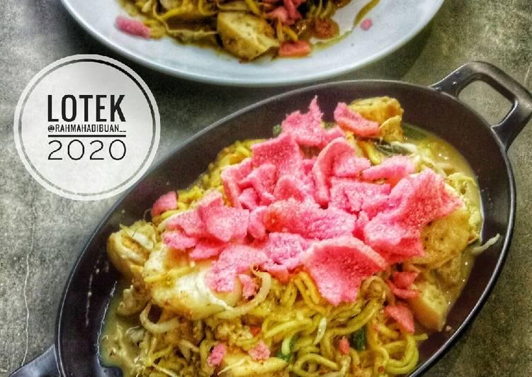 Resep Lotek Pecel Ulek Riau Oleh Rahma Hasibuan Cookpad