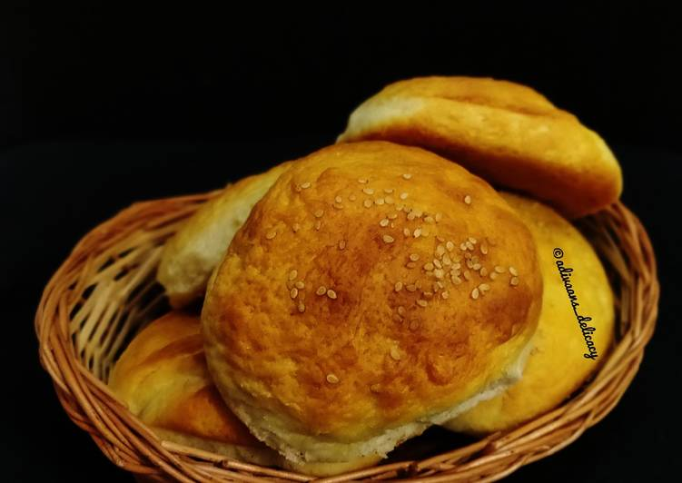 Step-by-Step Guide to Prepare Homemade Burger buns