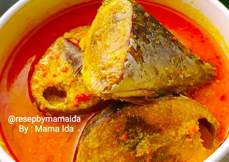 Gulai Ikan Tongkol