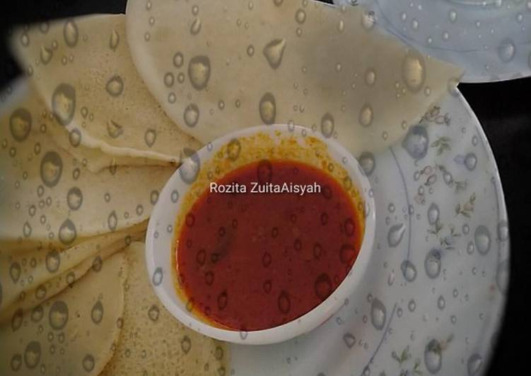 Resipi Lempeng Tepung Oleh Rozita Zuitaaisyah Cookpad