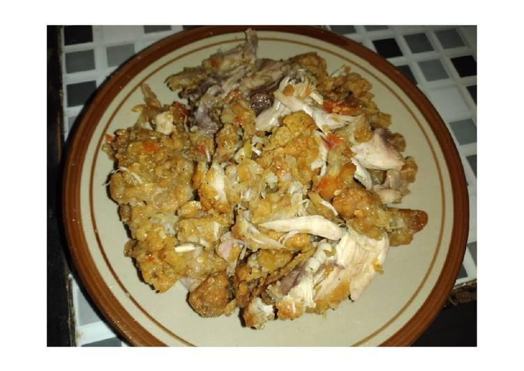 PLANGKTONZ -  Resep Mudah Membuat Ayam Geprek
