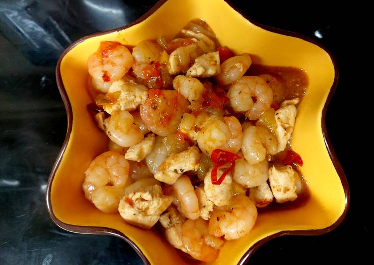 My scotch Bonnet chicken & King Prawn Chilli 😃, Are Superfoods Really As High-quality As They are Made Out To Be?