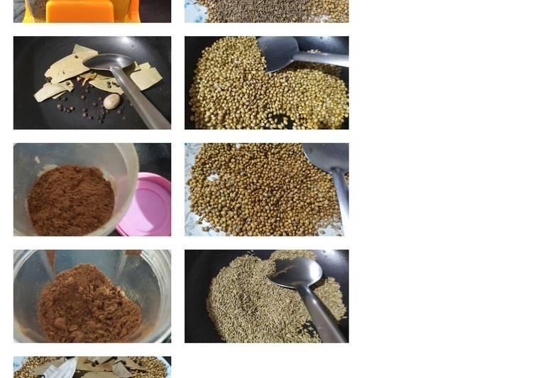 How to Prepare Any-night-of-the-week Homemade Pure Garam Masala