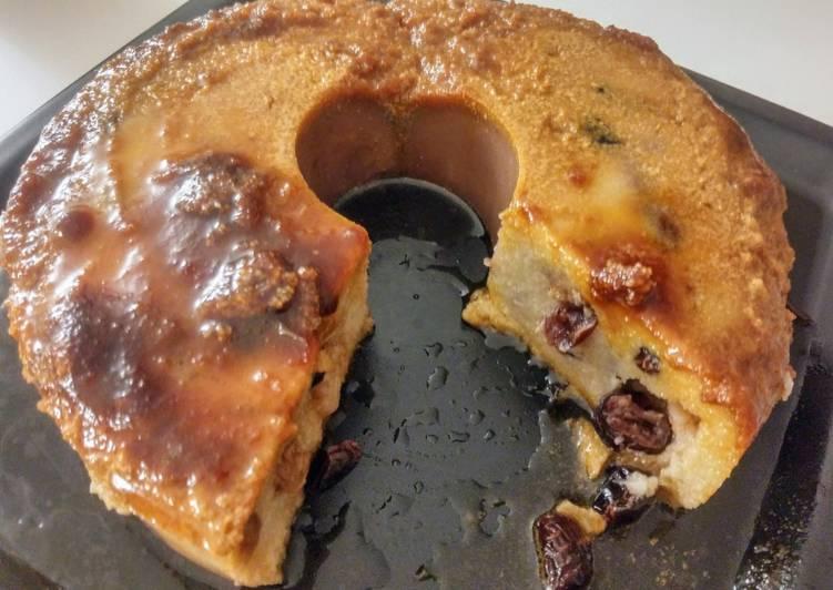 Gâteau de semoule (vegan)