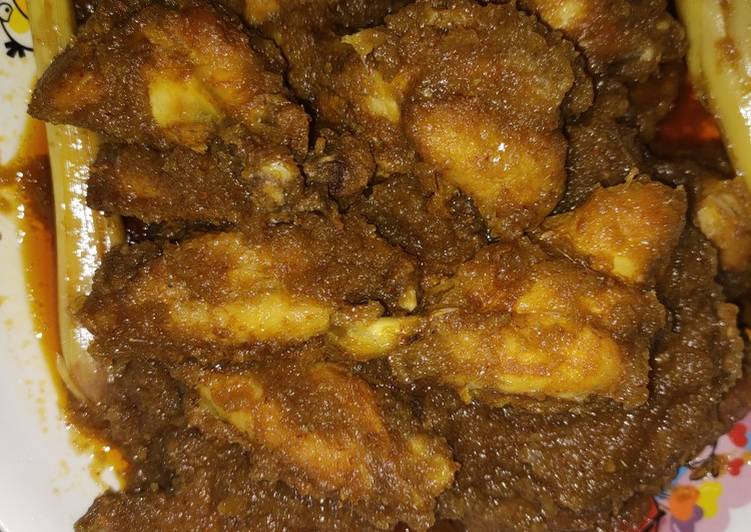 Ayam Goreng Tom Yam