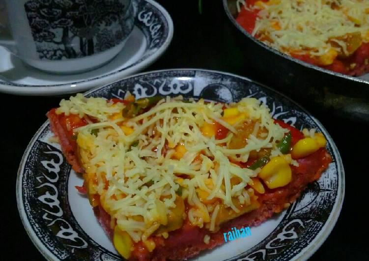 Pizza Buah Bit Alakadar