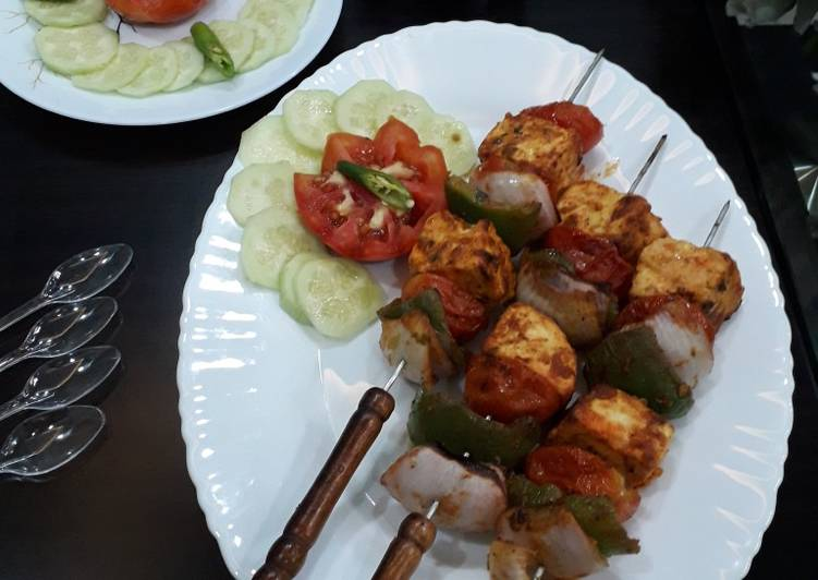 Top 10 Dinner Ideas Quick Paneer tikka👉 delicious party starter