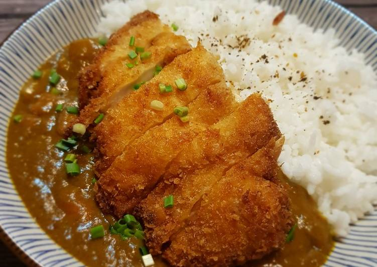 Torikatsu Curry Rice