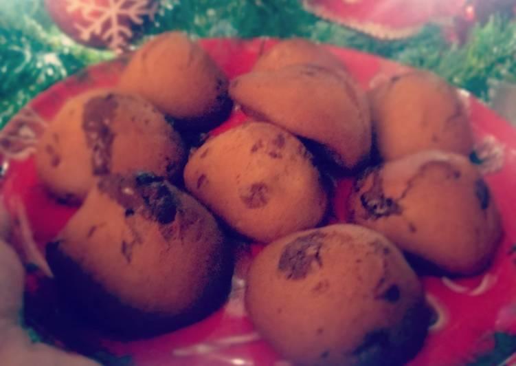 Recette De Biscuit aux chocolat