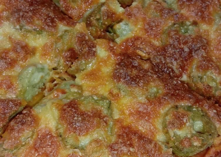 Recipe: Perfect Chicken Pizza