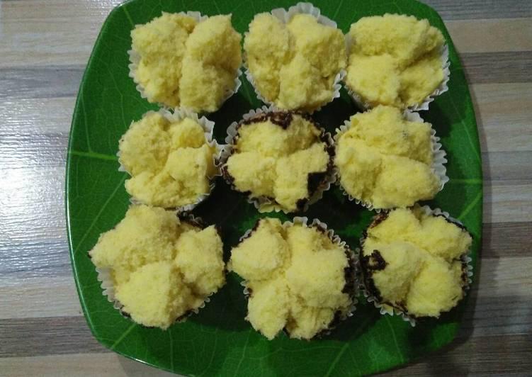 Bagaimana Menyiapkan Bolu Kukus Durian yang Lezat