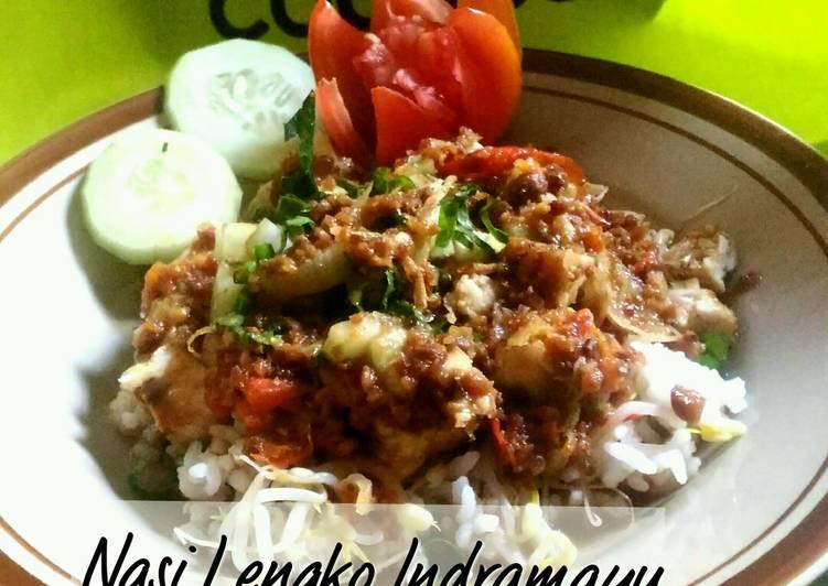 Resep Nasi Lengko Indramayu Khas Jawa Barat Oleh Juliana