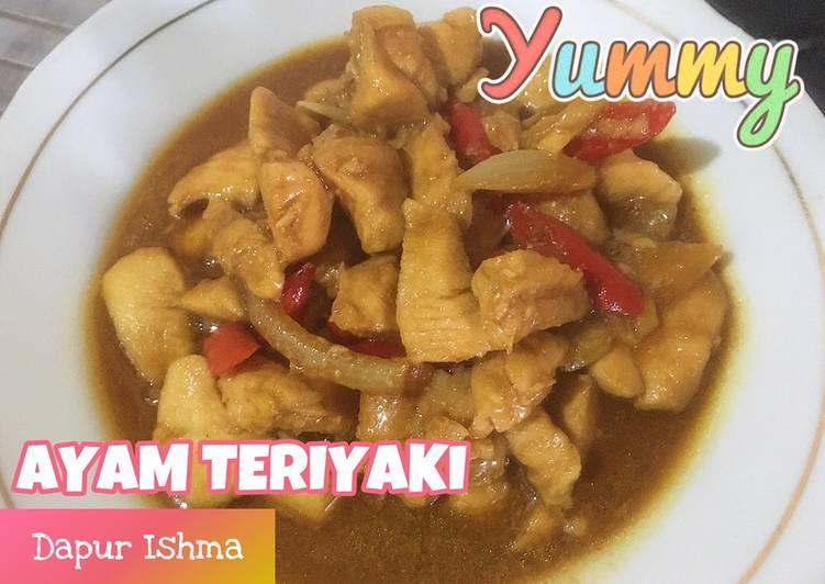 Cara masak Ayam Teriyaki ala Hokben  Cepat