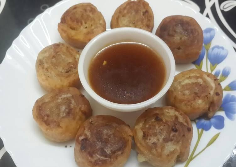 Use Food to Boost Your Mood Potato pinwheels