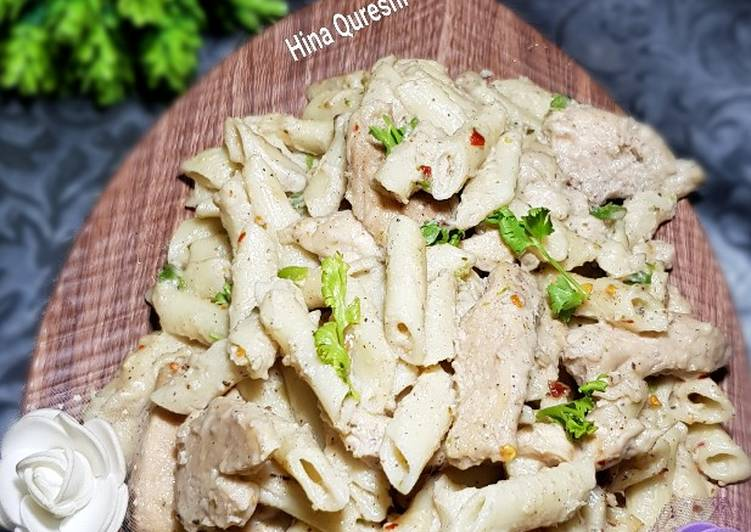 Step-by-Step Guide to Make Perfect White pasta salad