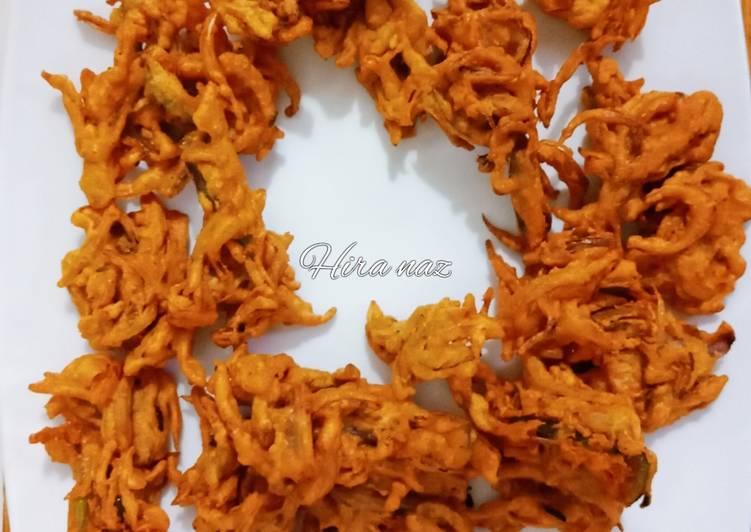 Steps to Prepare Delicious Pakoray