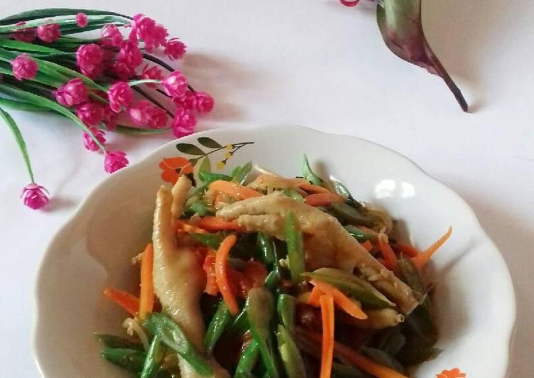 Sayuran Sehat Warna Warni
