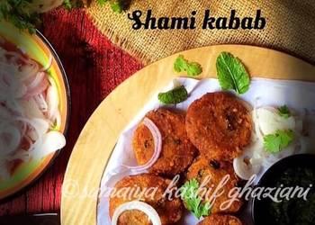 How to Recipe Tasty Shami Kabab RamadanSpecial CookpadRamadan