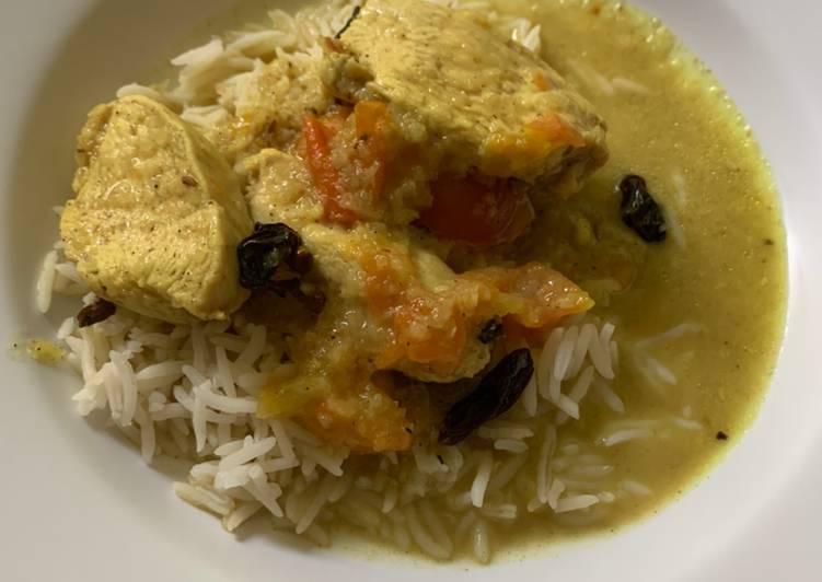 Ayam Kari Nasi Biryani