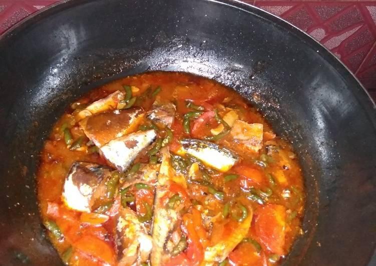 Sarden homemade ala Manuellaa kitchen