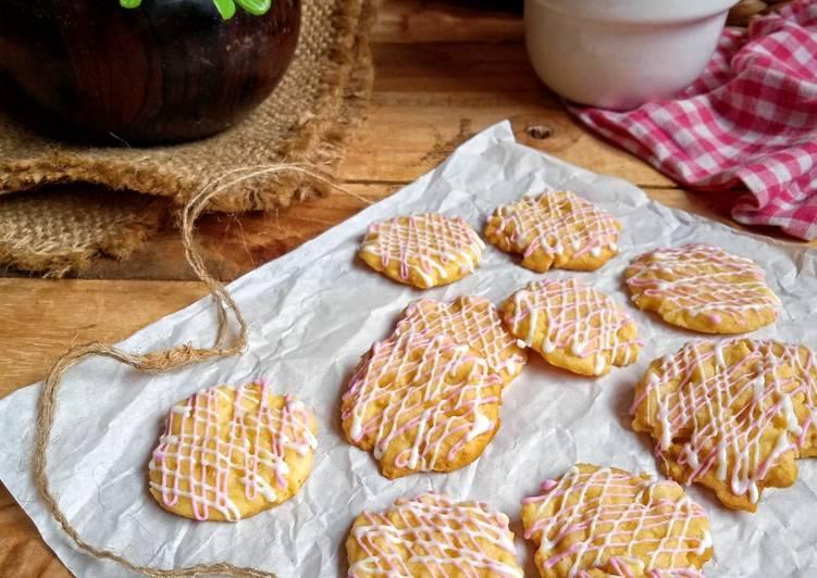 Vanilla Cookies Teflon