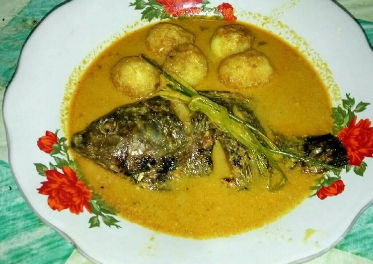 Resep Mangut ikan nila telur puyuh, Sempurna